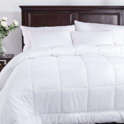 Одеяло зимнее Comfort Night Микросатин на Light Silk 155x215 см